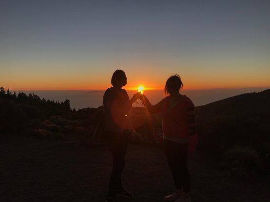 Star Gazing in Tenerife – fotografija