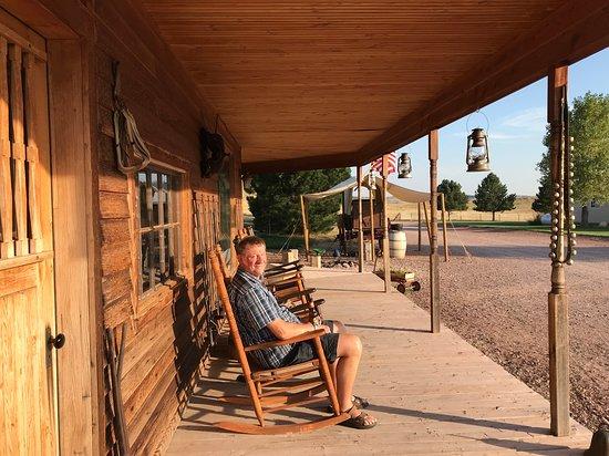 Fort Laramie, Вайоминг: Rockin'