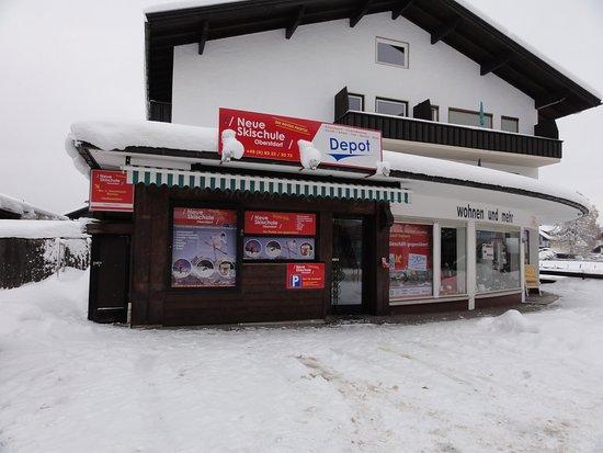 Neue Skischule