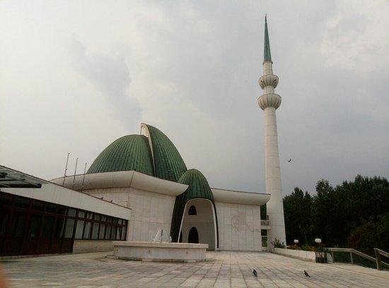 Mosque And Halal Restaurant Review Of Zagreb Mosque Zagreb Croatia Tripadvisor