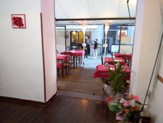 Province of La Spezia, Olaszország: Ristorante papavero ottima cucina personale fantastico