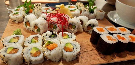 Wendelstein, Alemanha: Sunsight Sushi