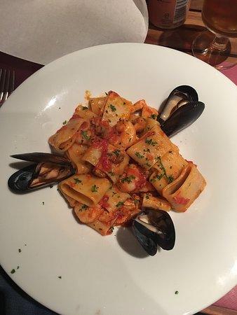 Leckere italienische Küche