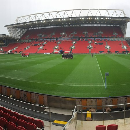 Ashton Gate Stadium, Bristol City Football Club – fénykép