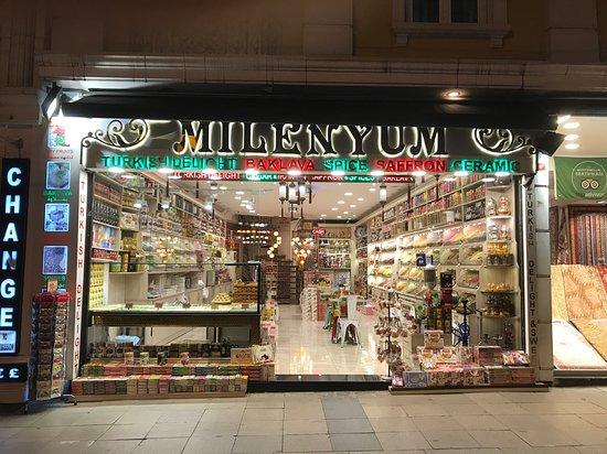 Topkapı Gift Shop
