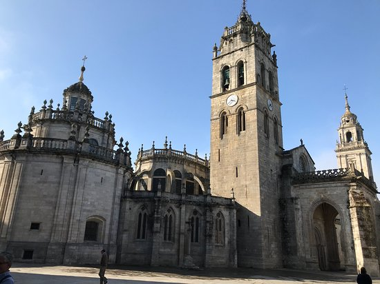 Praza de Santa Maria