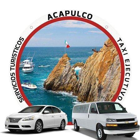 Taxi en Acapulco