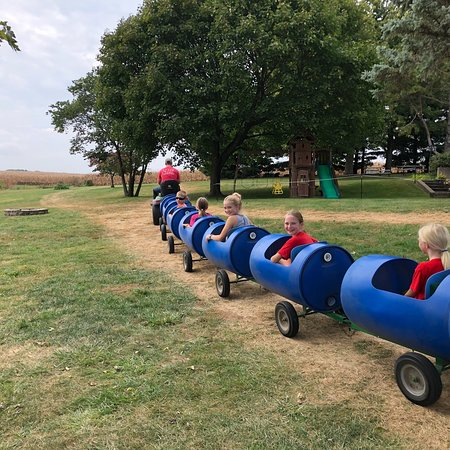 Sherman, إلينوي: Pumpkin Creek Farms