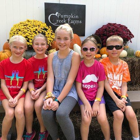 Sherman, IL: Pumpkin Creek Farms