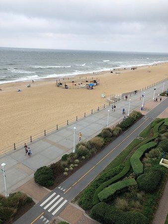 Virginia Beach Boardwalk Photo
