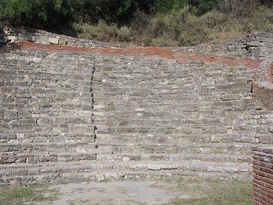 Apollonia: Odeon