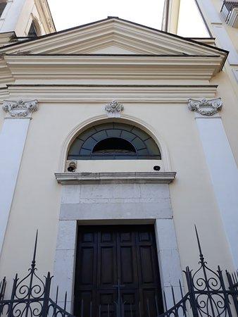 Chiesa S.maria Del Rifugio