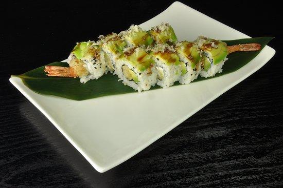 Sushi Bambu Restaurant All You Can Eat: Uramaki
