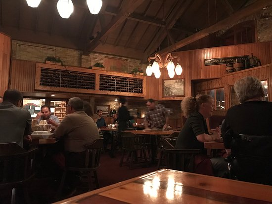The Freighthouse Restaurant, La Crosse - Menu, Prices ...