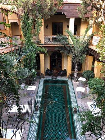 Riyad Al Moussika: Views