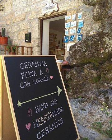 Soajo, البرتغال: Cerâmica artesanal