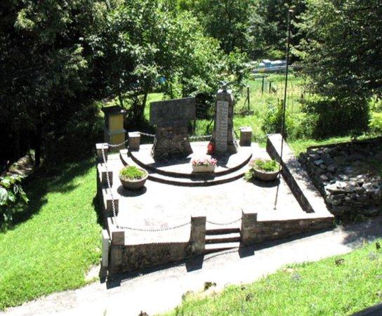 monumento ai caduti di Biegno