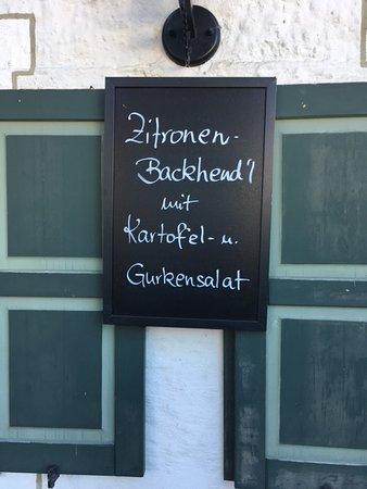 Gmund am Tegernsee, ألمانيا: Klassisch zur Wiesn Zeit 
