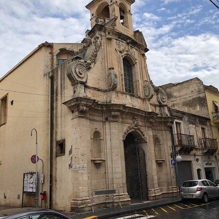 Augusta, Italie : Одна из церквей города