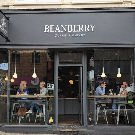 Image Beanberry Coffee in London