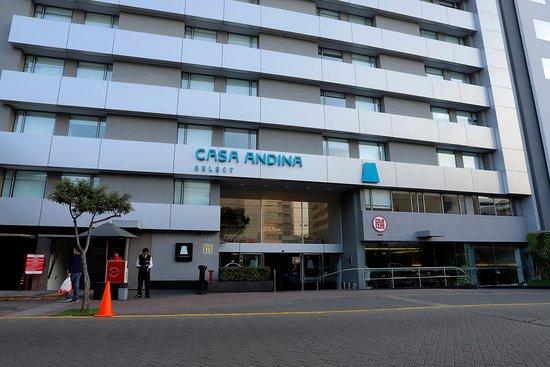 Casa andina select miraflores updated 2018 prices for Casa andina select lima
