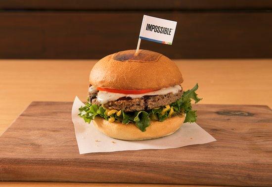 Umami Burger: Impossible Truffle Burger