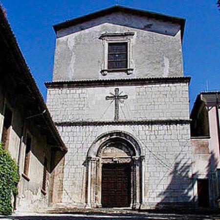 L'Aquila, Italy: Chiesa di Santa Maria del Carmine