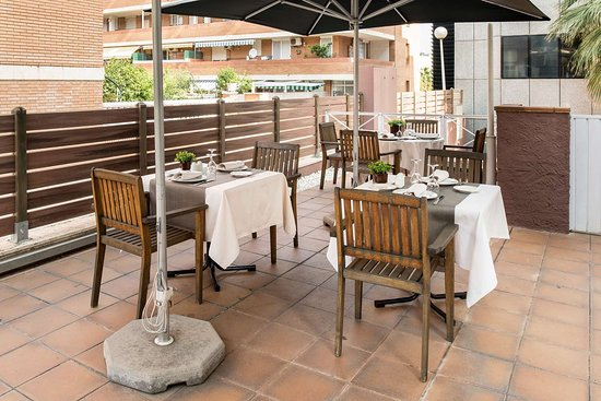 Sant Andreu de la Barca, Spain: Catalonia Bristol restaurante terraz