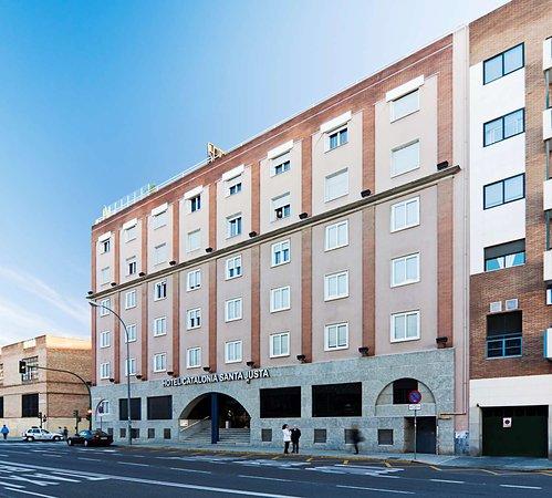 Catalonia santa justa hotel s ville espagne voir les tarifs et 40 avis tripadvisor - Chambres d hotes seville ...