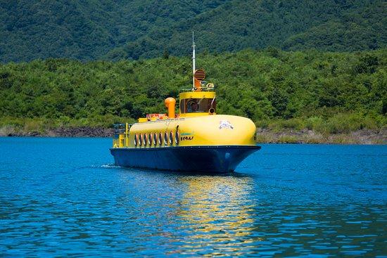 Fujigoko Kisen - Lake Motosu