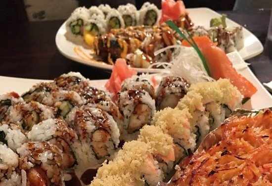 Erlanger, KY: cater your sushi