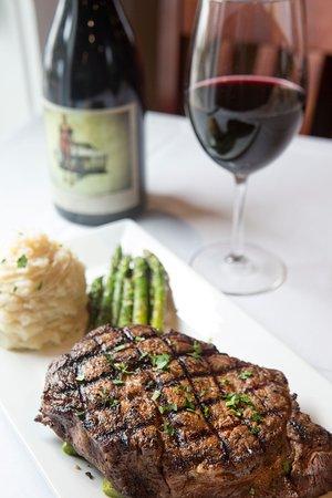 Great Steaks Sous Vide Method Picture Of Wilcom S Inn
