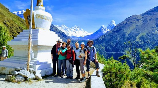 Scenic Nepal Treks and Expedition