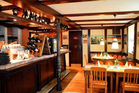 Ulmen, เยอรมนี: Marsili Trattoria Pizzeria