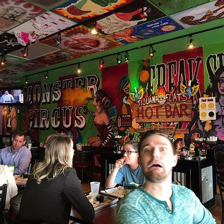 Tijuana Flats Winter Garden Menu Prices Restaurant Reviews
