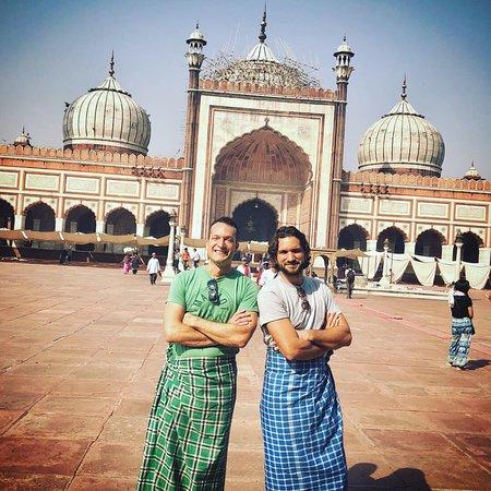 Фотография Incredible Delhi Day Tours