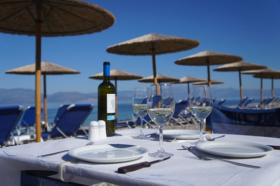 Diakopto, กรีซ: best fish and sea food