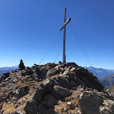 Parcines, Италия: on the top