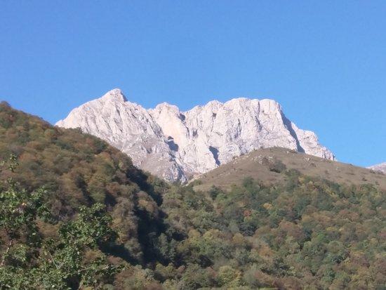 Капан, Армения: Khsutup Range