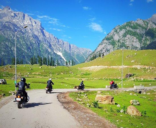 Ladakh Adventure Holiday