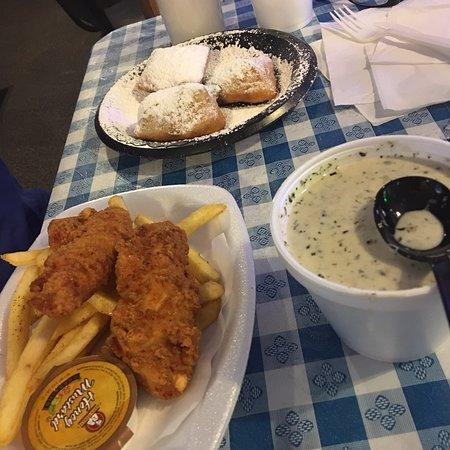 The Fish House Cafe Beignet Louisville Highlands