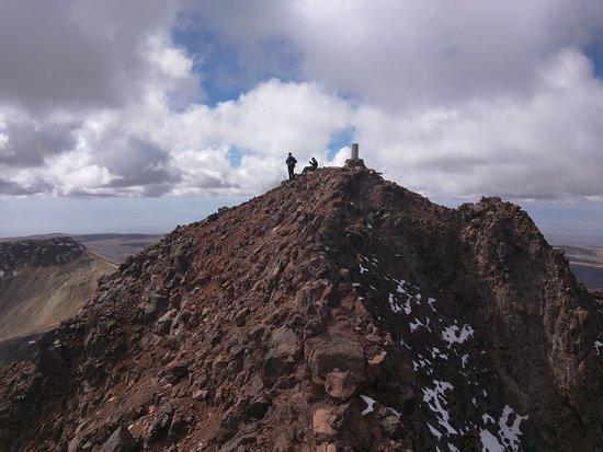 Aragatsotn, Armênia: True North Summit
