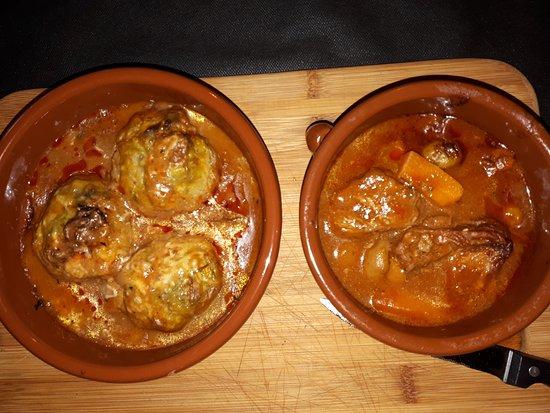 Farinole, France: plat typique