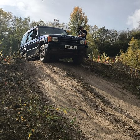 Whitecliff Off Road Driving Centre