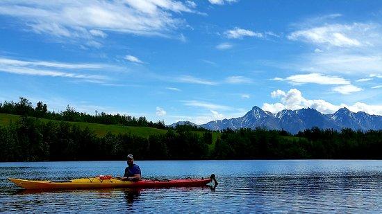 Chugiak, AK: Matanuska Lake