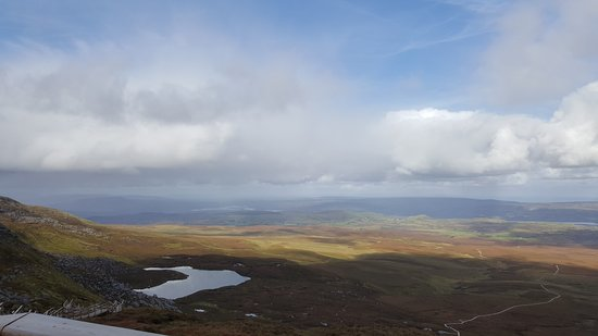 Cuilcagh Legnabrocky Trail: View