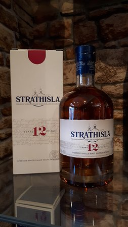 Cava Gkafas: Strathisla 12 Y.O. available at our store.