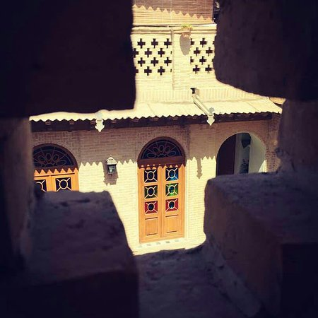 Sepehri Traditional House: View from Balo restaurant