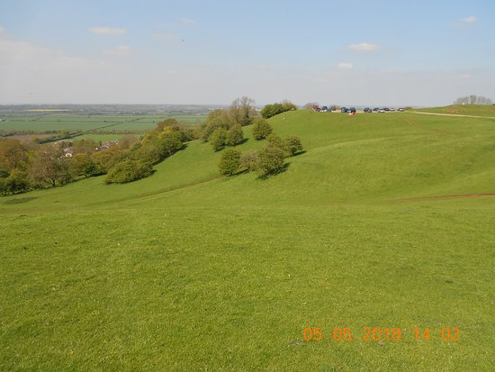 Southam, UK: another stunning view from our chair
