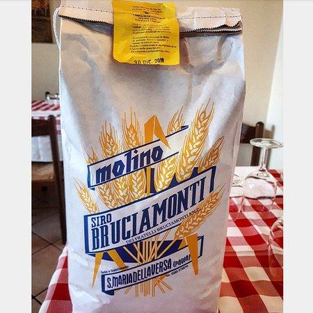 Montu' Beccaria, Italie : La POLENTA!!!